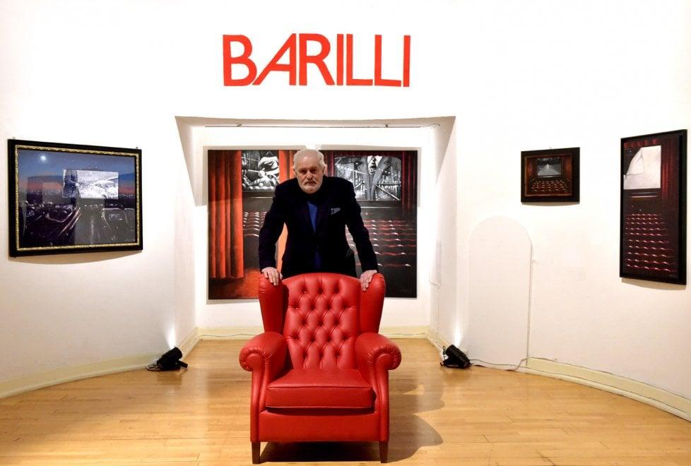 Il mondo è un'immagine: a Parma i dipinti di Barilli, vagabondo di sogni