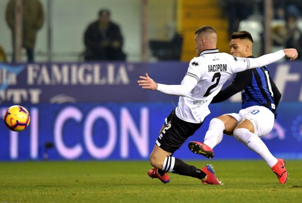 Parma - Inter: la fotocronaca