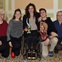 Sport, Giulia Ghiretti atleta dell'anno 2018 a Parma