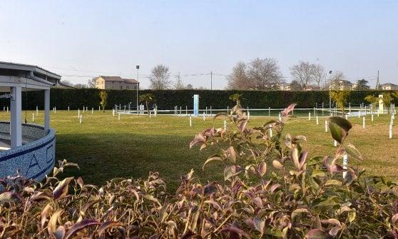 Parma, la Finanza sequestra centro sportivo con piscina