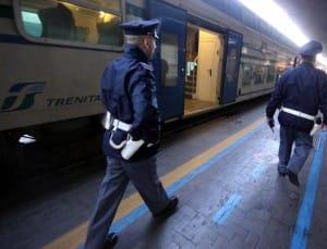 Parma, donna aggredita su un treno regionale