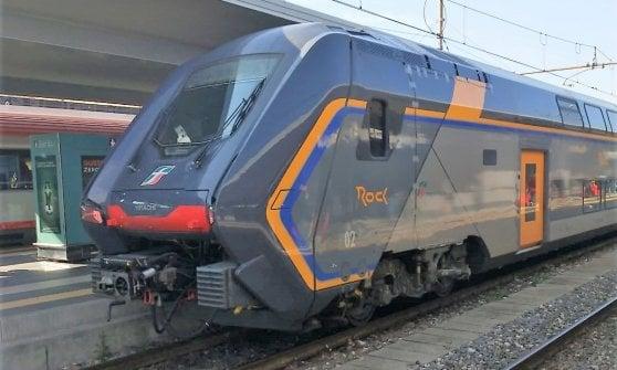 Ferrovie, in Emilia arrivano i nuovi treni regionali Rock e Pop