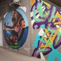 Parma, street art, musica, performance e danza in via Trento