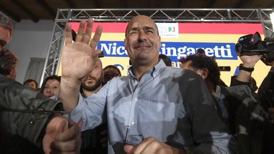 Primarie, Zingaretti stravince anche a Parma