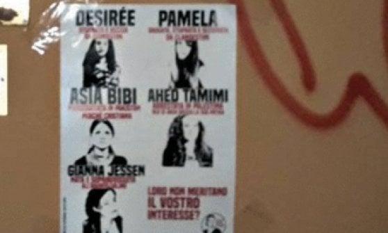 Parma, Forza Nuova attacca il centro contro la violenza alle donne