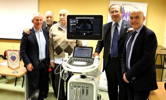 Parma, in cardiochirurgia apparecchi riproducono il paziente in 3D