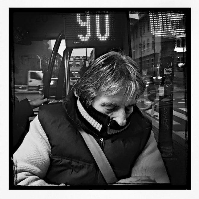 Volti e sguardi sulla tratta Milano-Parma: viaggio da pendolare - Foto