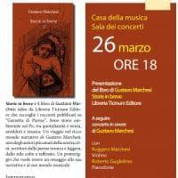 Storie in breve di Gustavo Marchesi: presentazione concerto alla Casa della