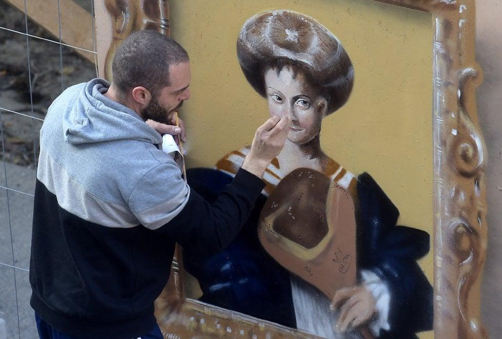 Parma, Graffiti contest all'insegna della gastronomia