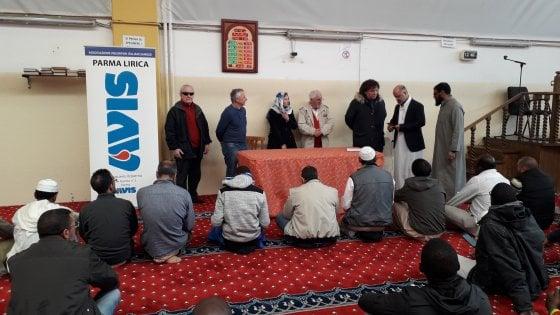 Avis Parma, nuovi aspiranti donatori della comunità islamica