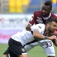 Cuore Parma, un punto strappato con i denti al Torino