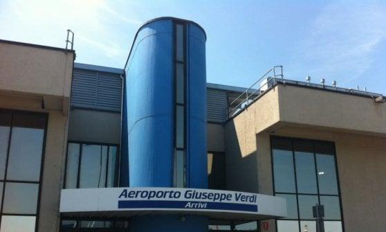 Aeroporto di Parma, sfuma l'arrivo di voli da Linate