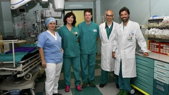 Equipe di Parma in azione per il primo prelievo multi organo a cuore fermo a Reggio Emilia