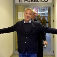Parma, Federico Pesci e l'avvocato Fabio Anselmo in tribunale - Foto