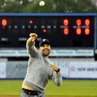 Baseball, partita la stagione 2019: il lancio inaugurale di Mike Piazza