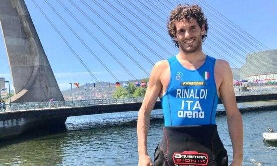 Eleonora Peroncini campionessa mondiale di Triathlon Cross