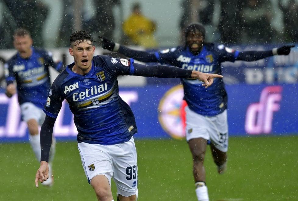 Parma - Sampdoria: la fotocronaca