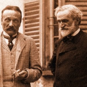 Appunti di Boito su Verdi donati al Conservatorio