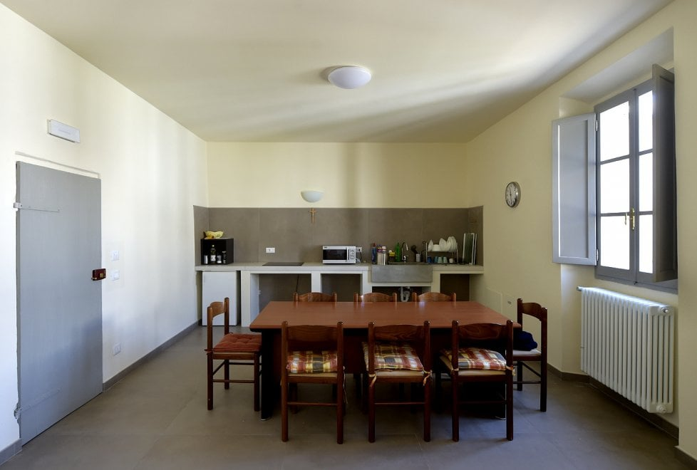 Parma, nuove camere e cucine all'Annunziata - Foto