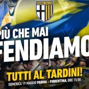 """""""Tutti al Tardini"""": Parma-Fiorentina, domenica biglietti a 1 euro"""