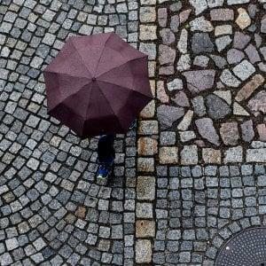 Meteo, breve tregua della pioggia: nuova perturbazione nel week end