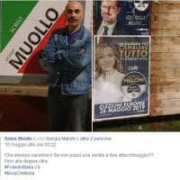 Elezioni, il candidato a Fidenza ama i motti fascisti