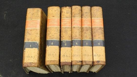 Arte, tornano a Parma dieci libri antichi rubati nelle biblioteche ecclesiastiche