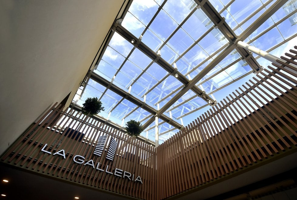 Parma, il Barilla Center ? Ora si chiama La Galleria - Foto