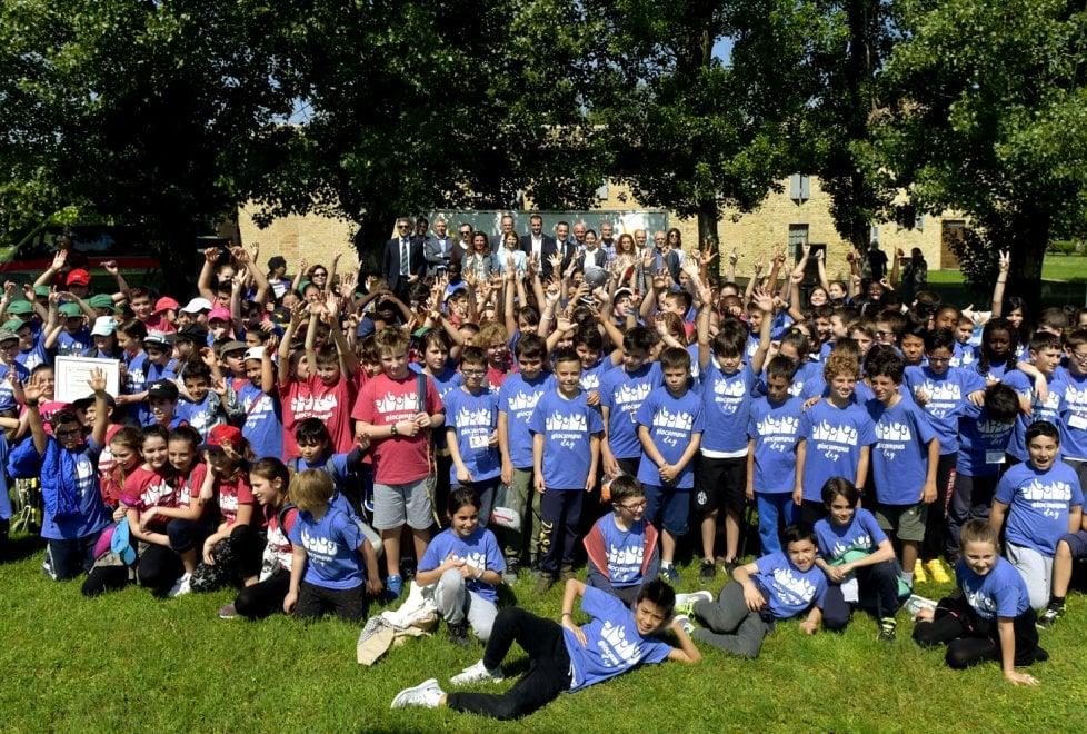 Giocampus Day: mille bambini in festa - Foto