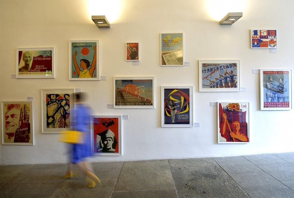 Parma, Sgarbi inaugura La Forma dell'Ideologia. Praga: 1948-1989 - Foto