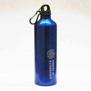 Parma, l'università sceglie le borracce in alluminio contro la plastica
