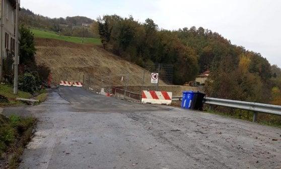 Ricostruzione della strada provinciale Boschetto: verso l'appalto dei lavori