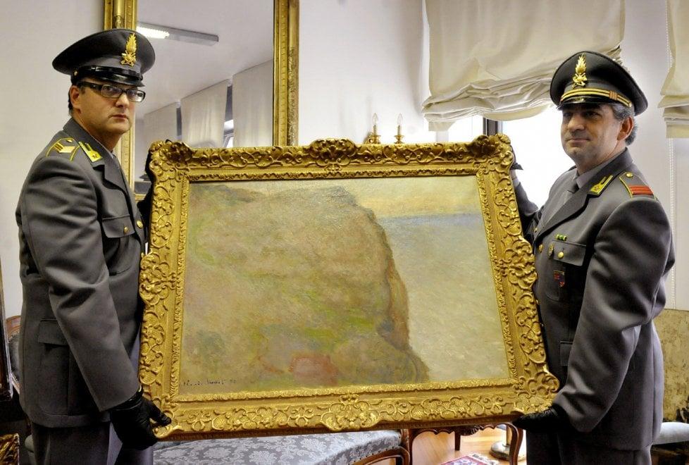 Il Monet esposto in Pilotta ? Era di Calisto Tanzi - Foto