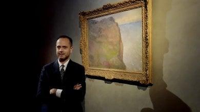 Quadro di Monet sequestrato  a Tanzi esposto in Pilotta  -   Video   /   Foto