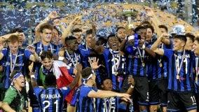 Primavera, festa Atalanta al Tardini è campione d'Italia 21 anni dopo
