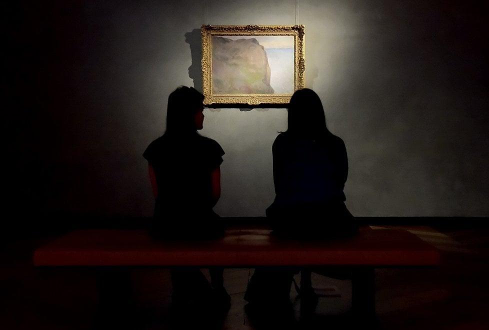 Parma, un Monet in Pilotta - Foto