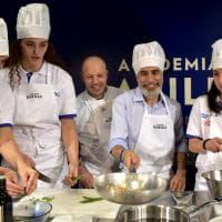L'Italbasket donne torna a Parma: amichevole e show cooking - Foto