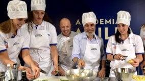 L'Italbasket donne torna a Parma amichevole e show cooking