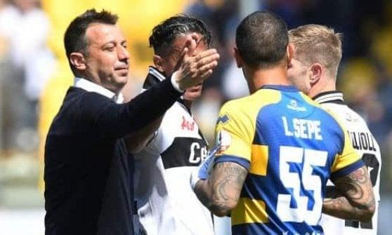 Parma, si riparte: lunedì inizia il ritiro. Riscattati Sepe e Grassi