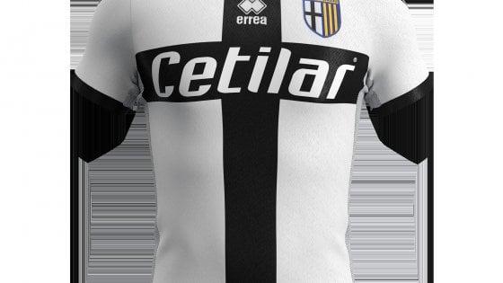 Parma calcio, Errea spiega le caratteristiche della nuova maglia