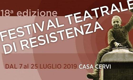 A Casa Cervi c'è il Festival Teatrale di Resistenza: il programma