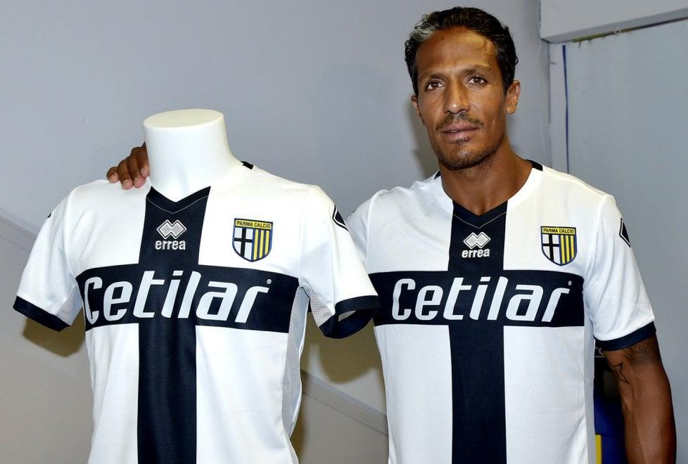 Parma, Bruno Alves indossa la nuova maglia 2019 - 2020