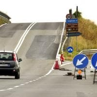 Viabilità, migliora la circolazione in via Europa verso il casello - Foto