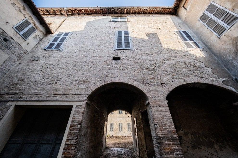 Ex convento delle Vincenzine a Parma: l'immobile che il Demanio ha messo in vendita