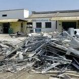 Ex Mercatone Uno di via Fleming iniziate le demolizioni -  Foto