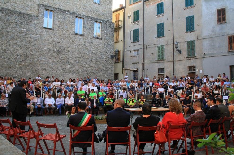 Festa patronale a Borgotaro: consegnate le benemerenze - Foto