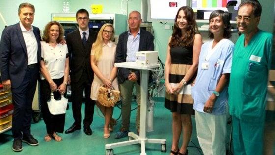 Parma, la generosità degli sposi: un aiuto alla Gastroenterologia del Maggiore
