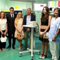 Parma, la generosità degli sposi: una donazione per la Gastroenterologia
