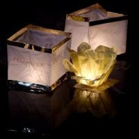 Festività Toro Nagashi: la cerimonia delle lanterne sull'acqua al parco Ex Eridania