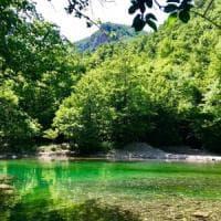 Val Taro, il cacciatore di cascate che porta i turisti in appennino